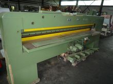 Josting EFS 2800 Veneer clipper