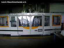 2009 Meccanoplastica HL 600/D
