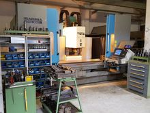 1996 Ibarmia ZVX-2000 CNC Bed M