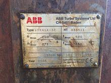 2005 ABB VTR 454-32 TURBO CHARG