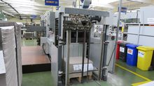 1989 Bobst SP 102E Punching mac