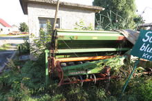 Drille seed processing machiner