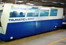 2006 TRUMPF TCL 4050 Laser Cutt