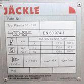 2014 JAECKLE Plasma 30-120 Weld