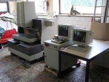 1998 WERTH VCIP 800 3D CNC Meas