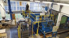 1973 Voith VB125 Extrusion blow