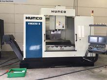 2001 HURCO VMX 50 milling machi