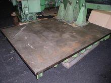 NB 2000 / 1500 mm Marking plate
