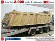Stahlmulde Tipper trucks
