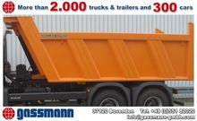 Meiller - / Mulde Tipper trucks