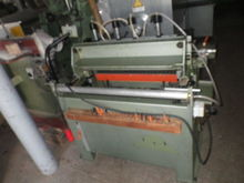 Used Gannomat RB110