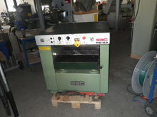 1989 SAC RS63 Thickness planing