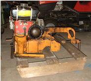 1998 Robel Rail drilling machin