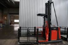 2007 Linde V 12 Electric Man-up