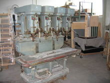WEBO Mk2 Gang Drilling Machine