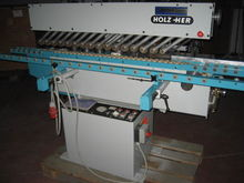 HOLZ-HER 1355 edge bending mach