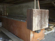 LAUBER 5 A drying chamber