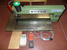 KUPER FWM 630 veneer splicing m