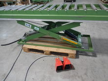 WTT HHT Hydraulic lift table