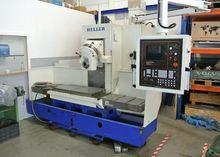 1986 Heller PFU 1 Bed milling m