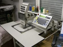 1992 BROTHER BAS-410 Embroidery