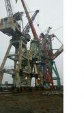 1995 Japan Shipyard jib cranes