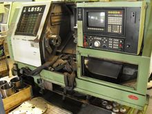 Used OKUMA LB 15 CNC