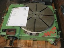 1978 LINDNER 400 Rotary Table