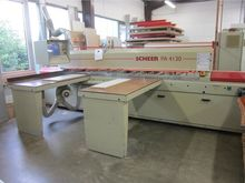 1998 Scheer PA 4130 panel saw