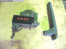 1975 DECKEL 2212 Indexing Devic