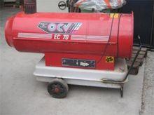 1999 BIEMMEDUE EC70 Hot air gen