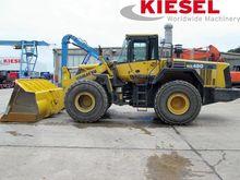 2008 Komatsu WA480-6 Wheel load