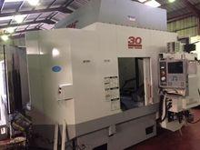 2001 Haas SH 2 CNC Milling Mach