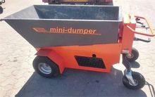 2011 Bernards Minidumper RCD 12
