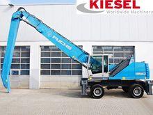 2012 Fuchs MHL350 E Waste / ind