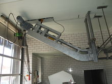 Used Pipe lift in In