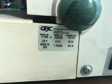Used GBC 111 PM-3 Sp