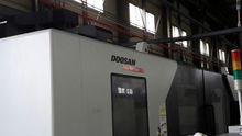 Used DOOSAN VM1260 V