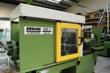 Arburg 320-900-225 C Injection