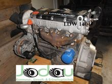 Lombardini LDW 1404 Diesel engi