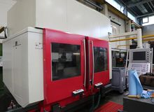 2008 Hedelius MC 40 CNC Milling