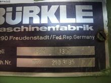 Used BÜRKLE FAK 1300