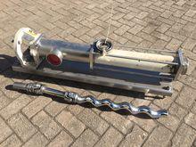 Pomach SP10/2 V2A Mono pumpe