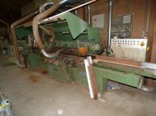 1989 Gubisch 4-sided planer, 8