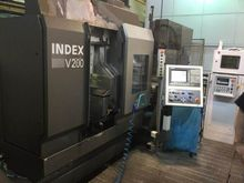1995 Index V200 CNC Turning Mac