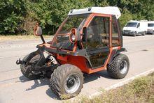 2001 Reform H7 Berg tractor Met
