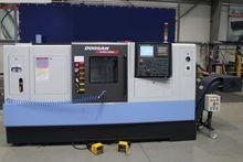 2012 DOOSAN Puma 280 M CNC Turn