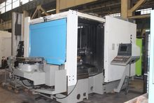 DECKEL MAHO DMC-80 H Machining