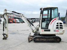 2008 Terex TC35 Mini excavators