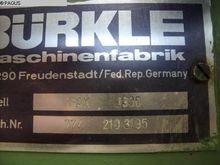 BÜRKLE FAK 1300 Thermoforming S